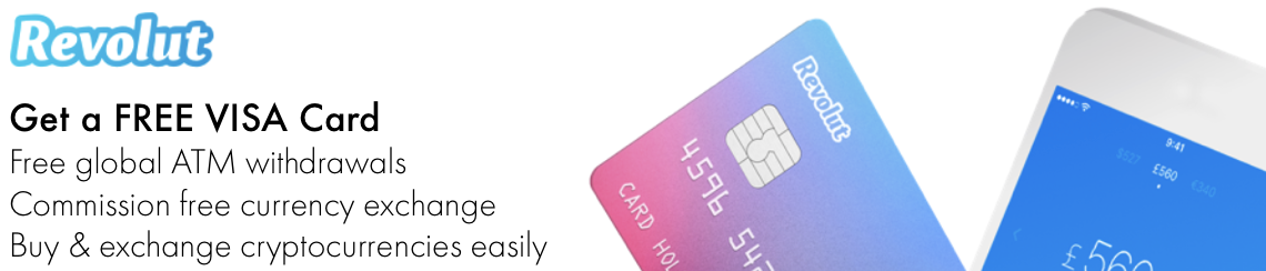 Revolut - Your digital banking alternative